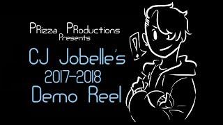 CJ Jobelle ist 2017-2018 Animation Demo Reel