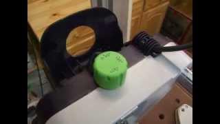 Winkelverstellung an einer Kapex KS 120 EB von Festool