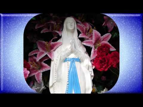 """""""Ô Vierge Marie"""" (sur les Ave Maria de Lourdes & Fatima)"""