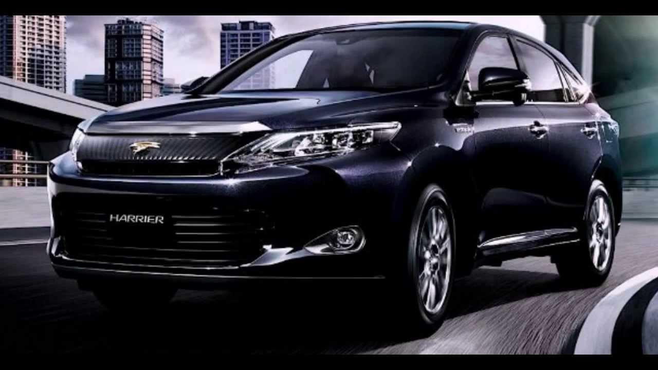 New Lexus Rx >> Toyota Harrier LEXUS RX 2014 - YouTube