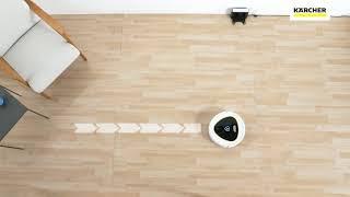 видео Робот-пылесос Karcher RC 3