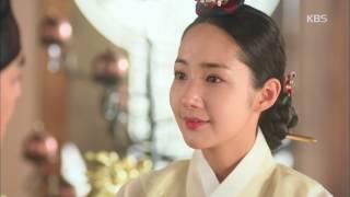 7일의 왕비 - 박민영, 연우진의 '영원한 왕비'가 되다. 20170803