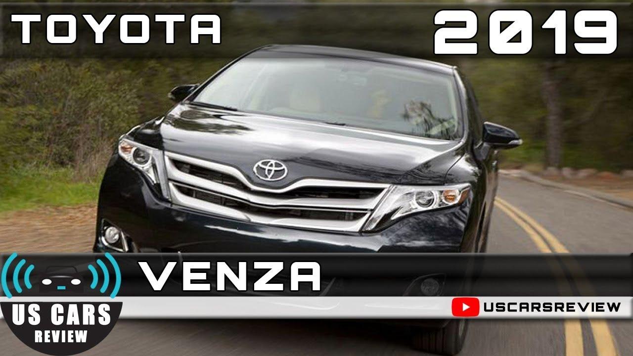 2018 Toyota Venza >> 2019 TOYOTA VENZA Review - YouTube