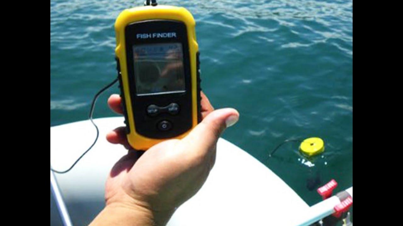 Depth Finder Portable