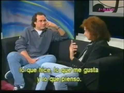 Entrevista a Pat Metheny en Argentina Parte 1 - 1995