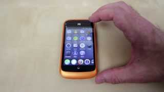 ZTE Open Firefox OS Phone Unboxing and Initial Impressions
