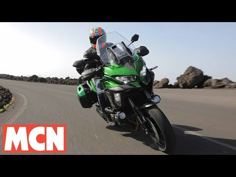 Kawasaki Versys 1000 SE bike review   MCN   Motorcyclenews.com