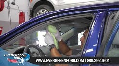 We Detail - Clean Car Spotlight -  Evergreen Ford | Seattle Ford Dealer of Issaquah WA