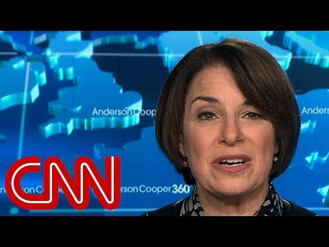Amy Klobuchar: I have learned how to deal with Trump