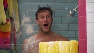 Big Brother After Dark - Corey s Flour Shower