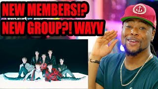A Quick Unnecessary Guide to NCT WayV [PRE DEBUT] NEW MEMBERS?! | REACTION!!!