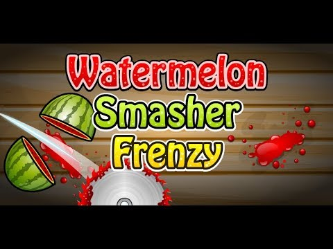 Watermelon Smasher Frenzy for PC - Download And Install - (Windows And Mac)
