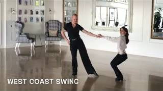 West Coast Swing dance lessons - Dance Studio NS DANCING