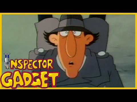 Inspector Gadget | CLASSIC CARTOON | Art Heist | Cartoons for Kids