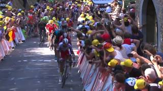 Last kilometer – Stage 3 (Anvers / Huy) - Tour de France 2015
