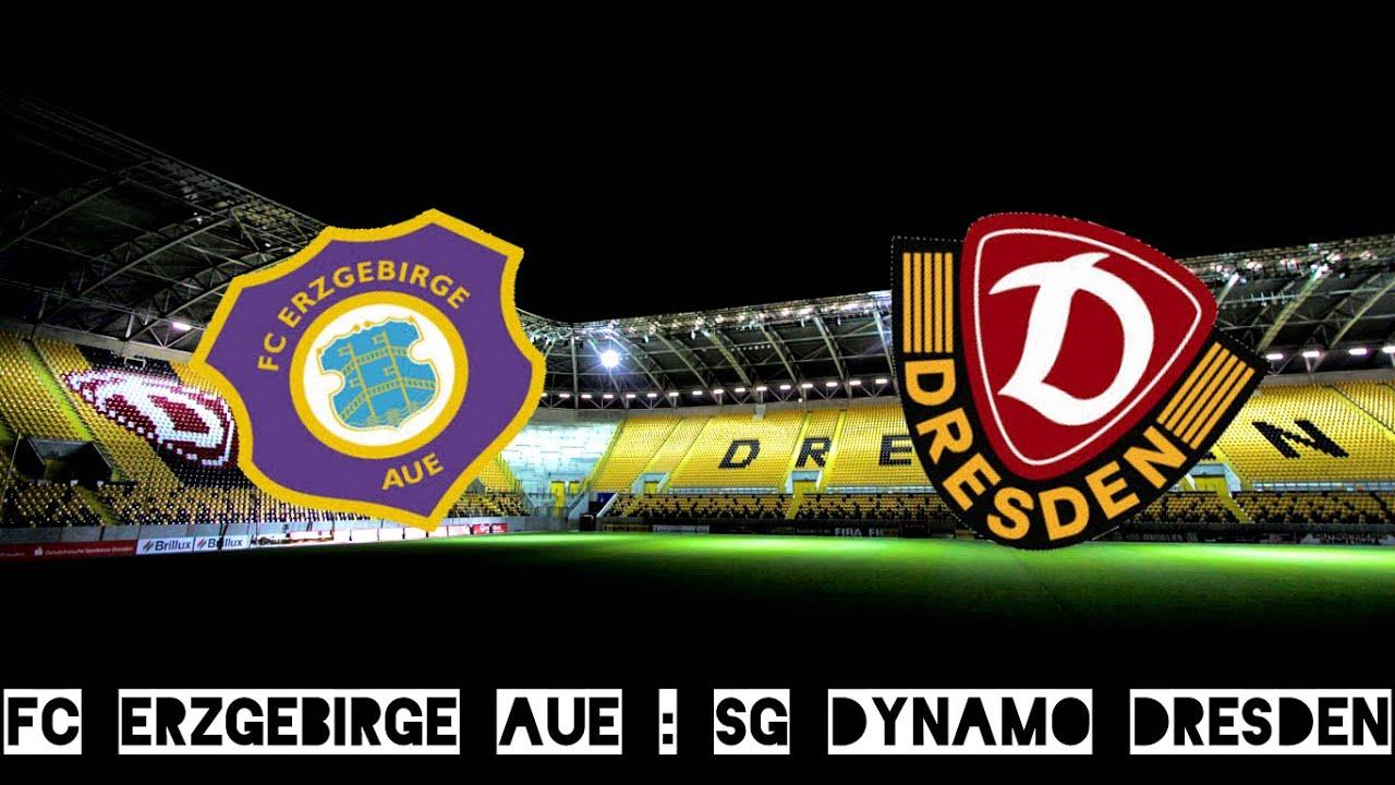 Dynamo Dresden Gegen Erzgebirge Aue