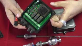 Сигнализатор уровня жидкости САУ М6 ОВЕН трехканальный