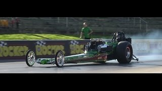BLAKE RACING TESTING AT SYDNEY DRAGWAY 26.7.2015
