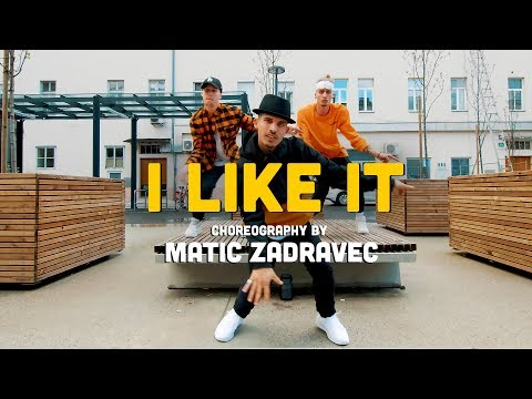 "Cardi B, Bad Bunny & J Balvin ""I Like It"" I Choreography by Matic Zadravec I STARMOVES"