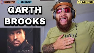 """Watch d-gibby react to garth brooks perform """"friends in low places"""" for the first time! #garthbrooks #friendsinlowplaces #countryinstagram: https://www.insta..."""