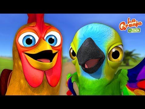 Descargar Video Cantan Los Animales - La Granja de Zenón 4 | La Granja de Zenón