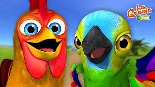 Cantan Los Animales - La Granja de Zenón 4 | La Granja de Z...