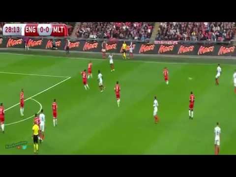 Англия - Мальта 2-0 голы и моменты. 08.10.2016 Отборочный турнир ЧМ 2018