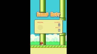 Flappy Bird — геймплей Android-версии