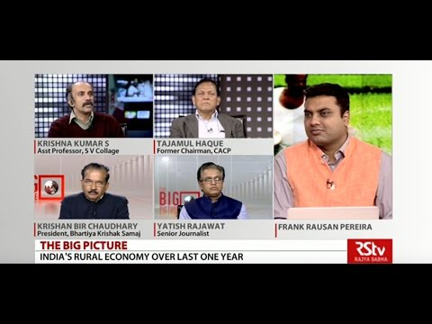 The Big Picture- Rural Economy in 2016