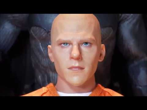 """In-Stock 1//6 Scale First-Rate BVS Lex Luthor 12/"""" Figure Jesse Eisenberg"""