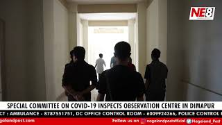 COVID-19: State Institute of Health & Family Welfare converted into 'Observation Centre '