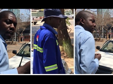 Exclusive: Harare City parking corruption exposed on VIDEO
