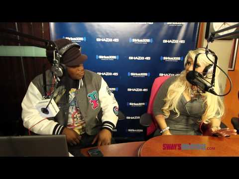 Kristin Davis Speaks on How She Became a Female Pimp (Madam) on Sway in the Morning