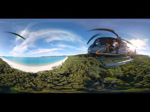 360- Experience Hamilton Island's luxury resort qualia in virtual reality