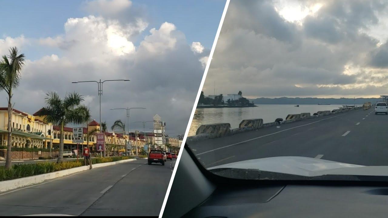 Morning Drive in Iloilo City in our New Nissan Navara 4x4 VL