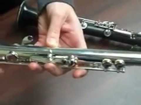 How to find the serial number on a woodwind instrument