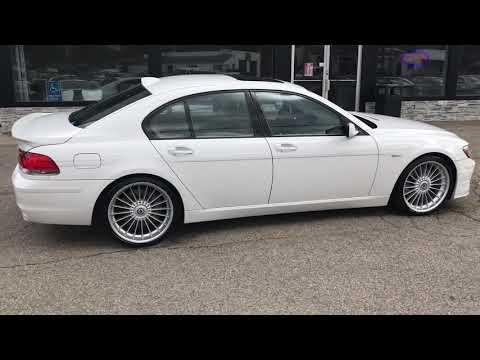 BMW Alpina B For Sale YouTube - 2007 bmw b7 alpina for sale