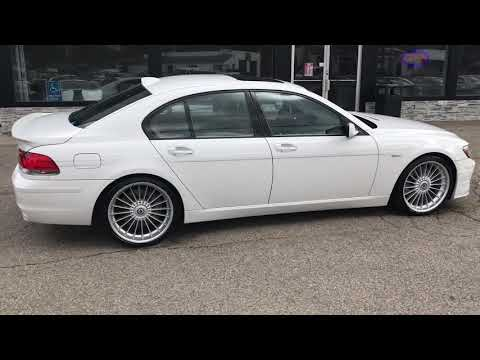 BMW Alpina B For Sale YouTube - 2007 alpina b7 for sale
