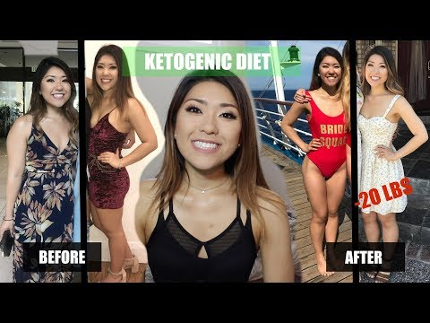 MY KETOGENIC DIET EXPERIENCE   LOST 20 LBS IN 3 MONTHS thumbnail