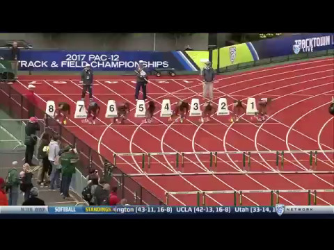 Track & Field: Pac-12 Championships - Highlights 5/14/17