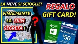 FINALLY THE SECRET SKIN!! VULCANIC ERUZIONE??! Fortnite Ita - Shop 31 January - CONTROLLER ON PC