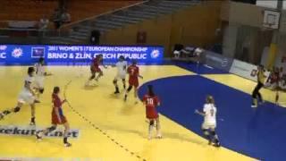 Гандбол. Чемпионат Европы 2011 среди юниорок 6