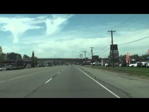 British Columbia Highway 10 , Langley Bypass, Langley, BC