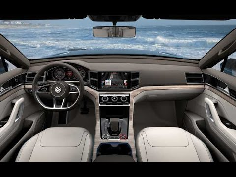 2018 Volkswagen Passat Interior Photos Youtube