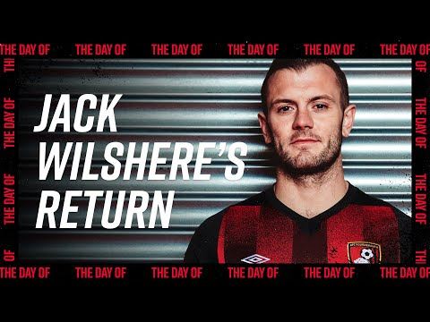 The Day Of: Jack Wilshere's return