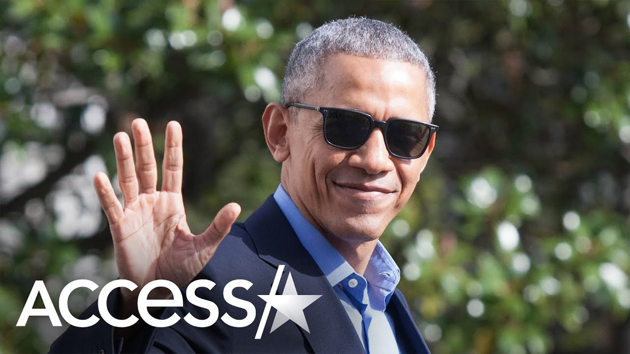 Barack Obama Danced The Night Away At 60th Birthday Party