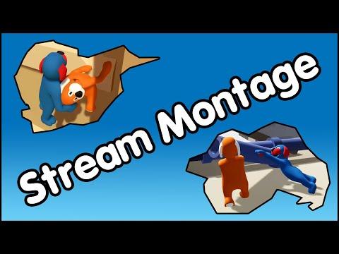 "Live Stream Montage 10 - ""Don't Let Go!"""