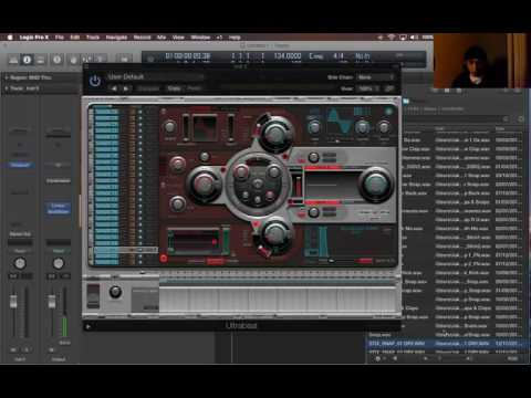 Music Production Logic Pro X Session #18