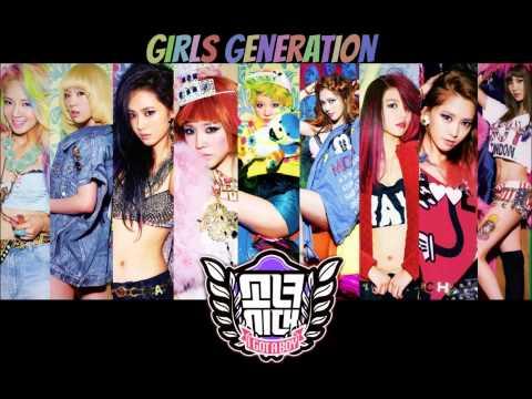 Girls Generation - Dancing Queen [MP3/DL]