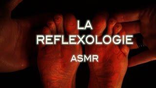 La Réflexologie ASMR Français Insomnie